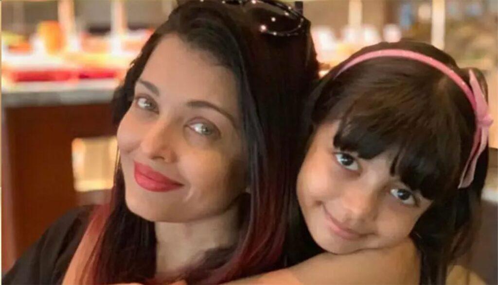 Aishwarya Rai and her daughter Corona infected