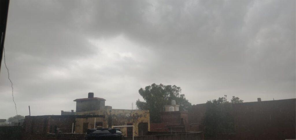 Mansa News: Rain in Mansa