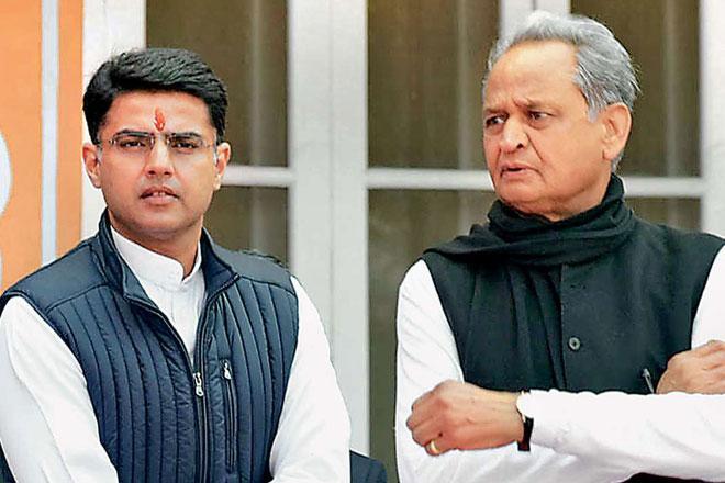 Rajasthan Crisis Update