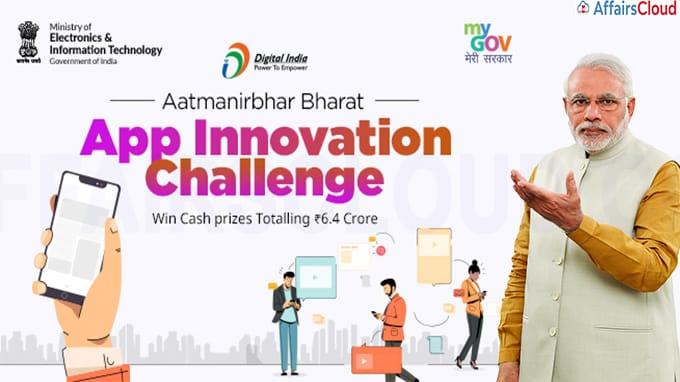 Aatam Nirbhar Bharat App Innovation Challenge