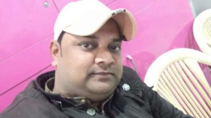 Journalist vikram joshi