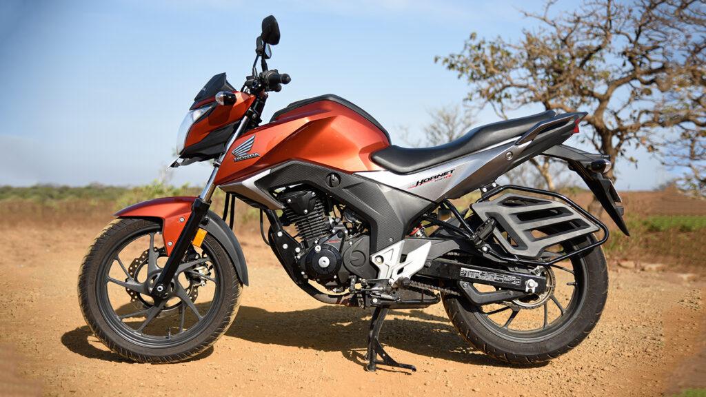 Hornet new bike honda