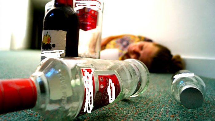 Poisonous alcohol