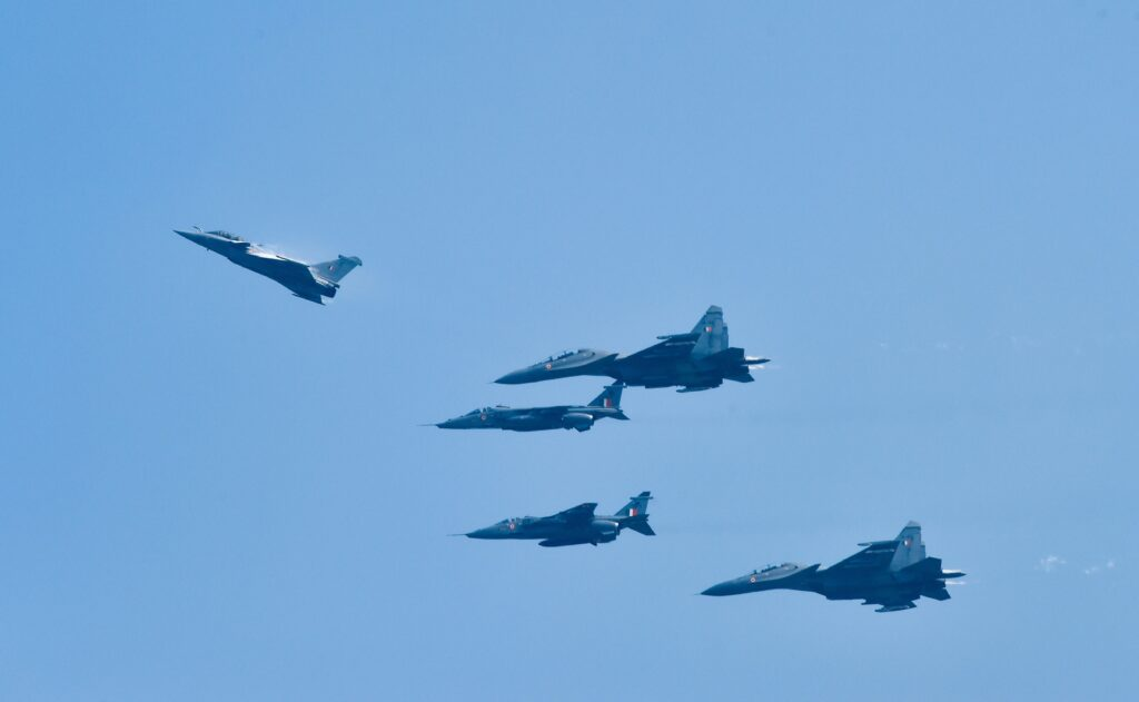 Indian Air Force   वायु सेना