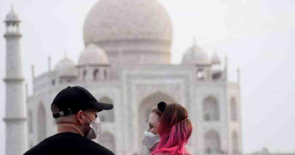 Taj Mahal Re-Opens News