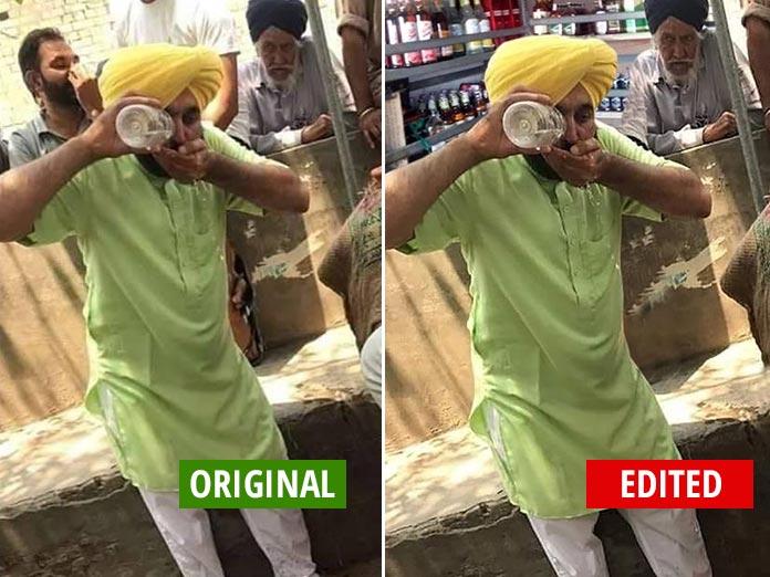 Viral News PunjabBhagwant Mann