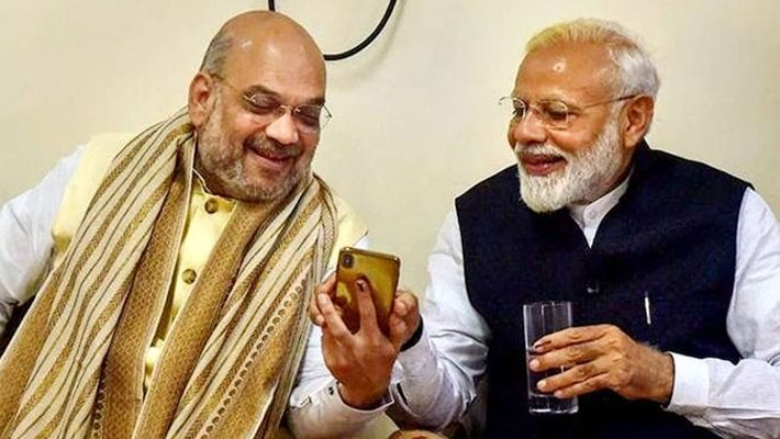 Happy Birthday Home Minister Amit shah
