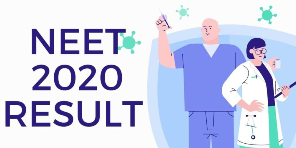 NEET 2020 Result, ntaneet. nic. in, NEET result, NEET Result 16 october 2020