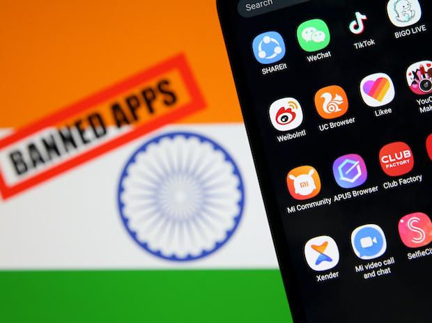 43 more mobile apps banned in India