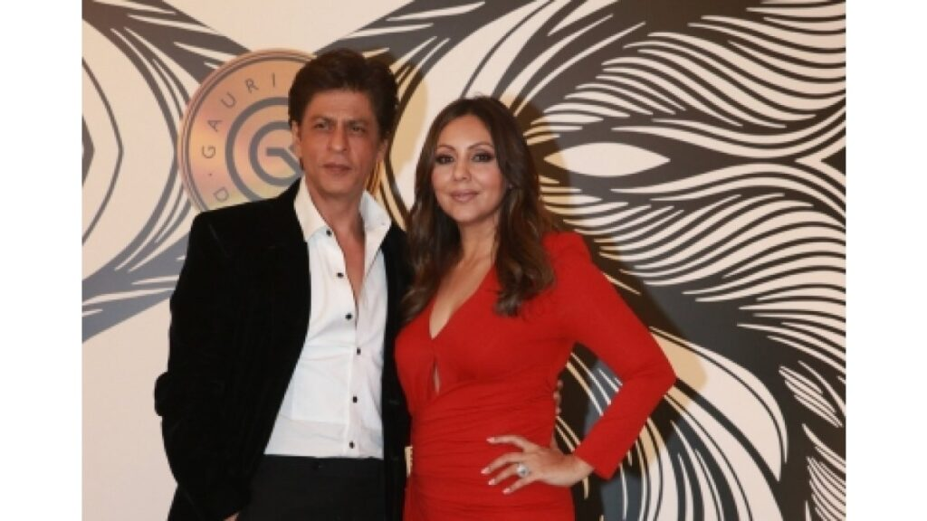 you can spend 24 hours with shahrukh khan gauri khan at their delhi residence check out how