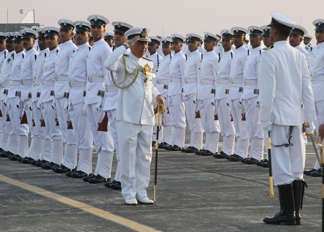 Indian Navy Recruitment 2020-21