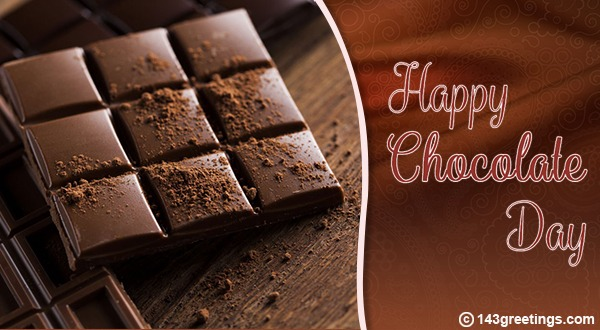 chocolate-day 9 Feb 2021