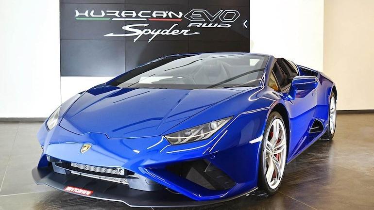Lamborghini-launches-Huracan-EVO-rear-wheel-drive-Spyder-in-India-priced-at-Rs-3.54-crore